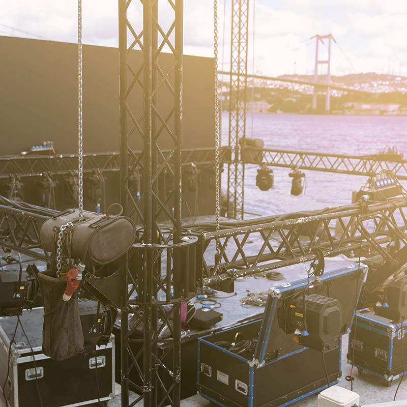 Large Scale Productions, Festivals and Competitions